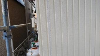ガイナ 綾瀬市 サイディング ガルバリウム鋼板 塗装