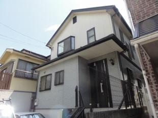 ガイナ 横浜市緑区 屋根 塗装