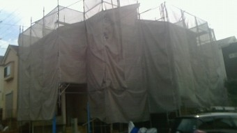 ガイナ 横浜市 栄区 コロニアル 塗装