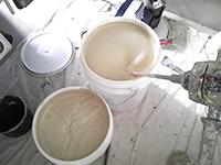 7ガイナ撹拌(ぐるぐると良く混ぜます)2