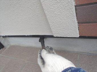 コロニアル屋根 ガイナ塗装 (9)