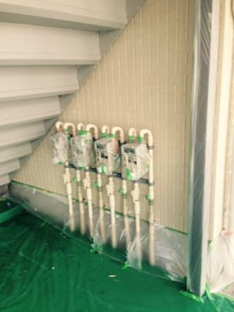 1階 ガイナ塗装 中塗り (3)