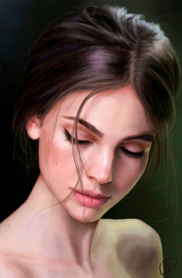 Paintable Digital Painting Inspiration #011