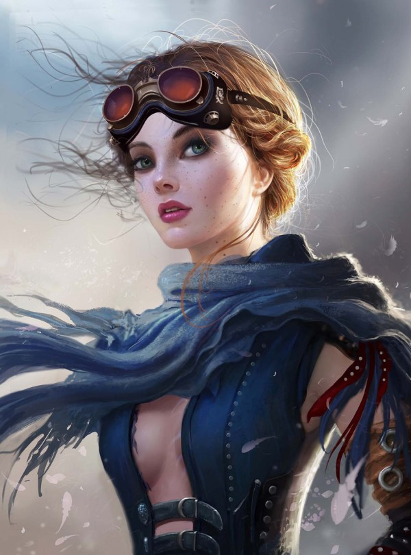 Digital Painting Inspiration #014 - Paintable