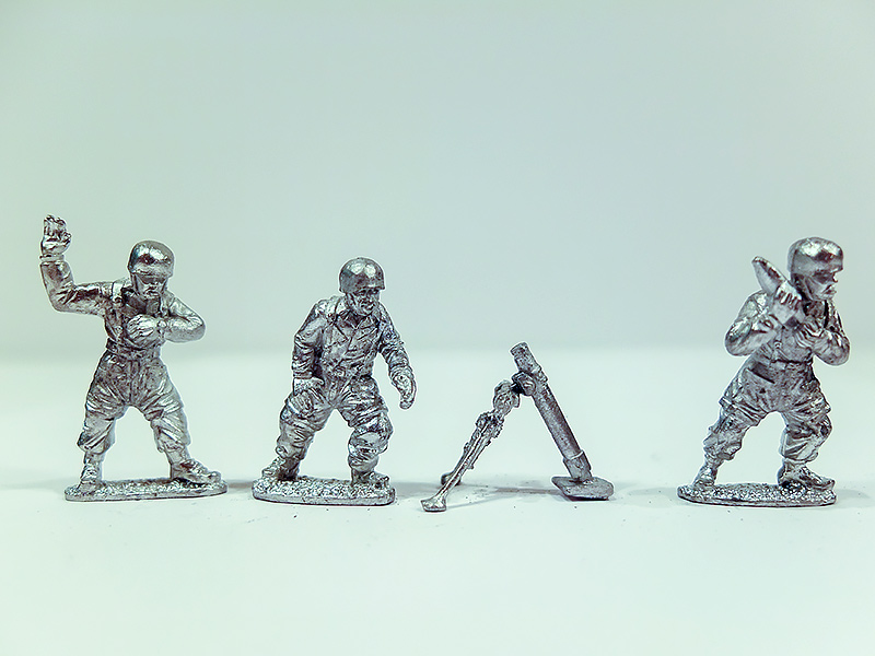 Black Tree Designs 1/56th WWII Figures