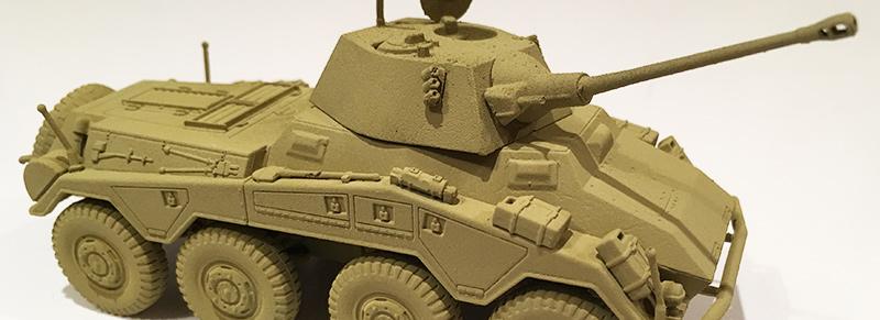 German Puma Armoured Car
