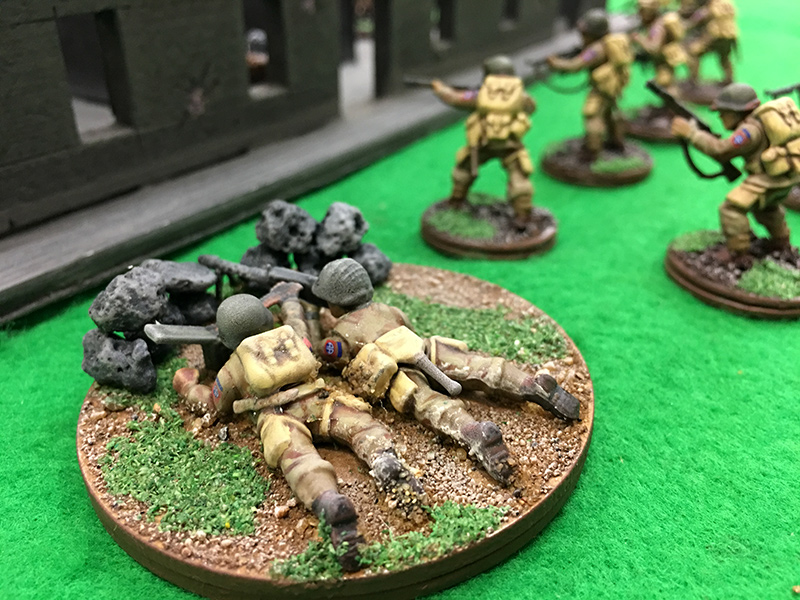 101st Airborne prepare to take back the ruins