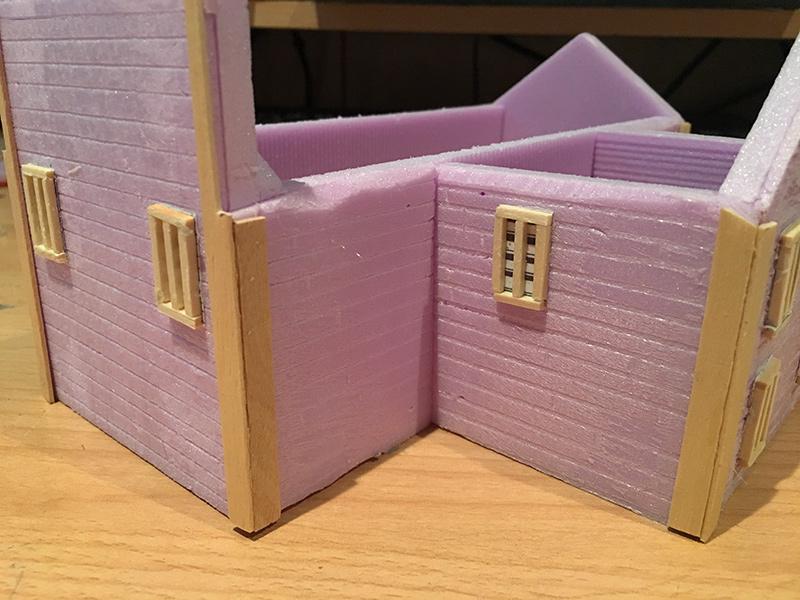 Adding windows and edges