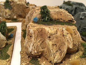 Sand Hills showing detail