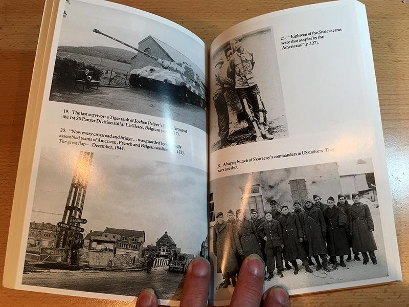 SS Kommando by Charles Whiting