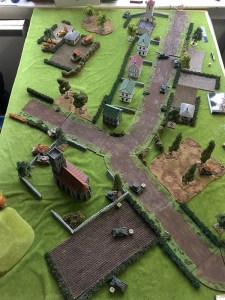 End of turn five