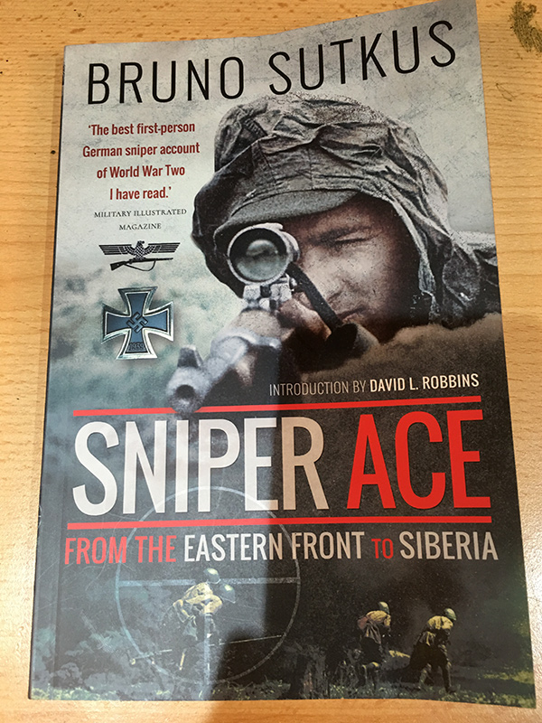 Sniper Ace - Front Cover