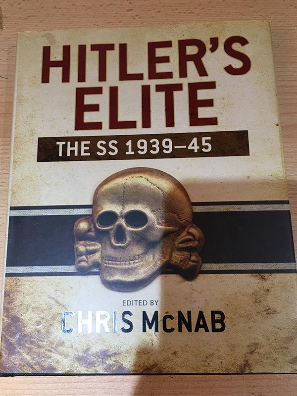 Hitler's Elite - Front Cover