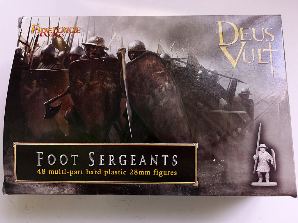 Fireforge Foot Sergeants Box Front