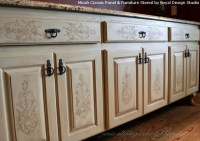 Embossed-Stenciling-on-Furniture-and-Cabinet-Doors-and ...