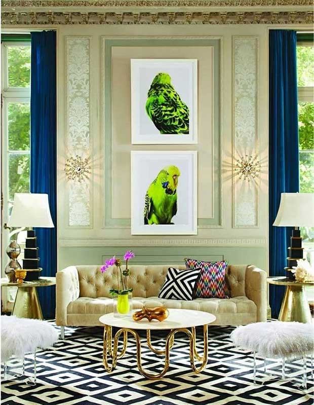 elle decor best living rooms earth tone paint colors for room india s interior design magazines pattern contemporary interiors from magazine