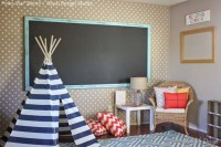 Get Alluring Accent Walls with Stencils | Paint + Pattern