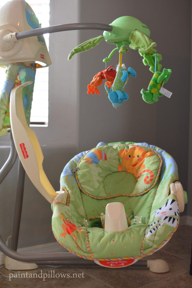 Baby Swing Makeover (2)