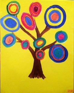 Kandinsky Tree