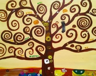 Klimt, Tree of Life