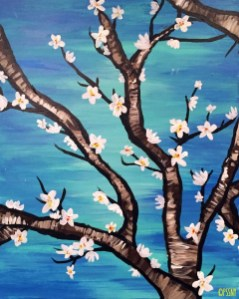 Van Gogh's Almond Blossom