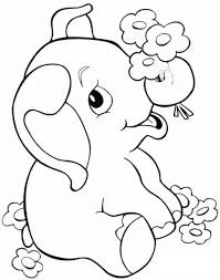 رسومات اطفال للتلوين حيوانات برية