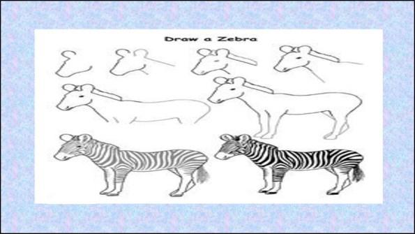 رسمات للاطفال سهلة للحيوانات