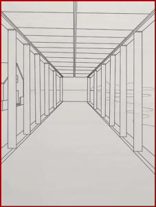 الخطوة 6 رسم ثلاثي الابعاد سهل جدا بالخطوات