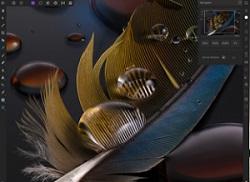 برنامج Affinity Photo ، أحسن برنامج تصميم الصور للايفون