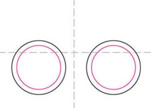 رسم دراجة للمبتدئين