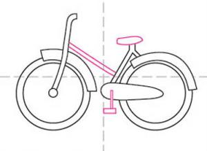 رسم دراجات جميلة رائعة