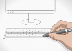 رسم الكمبيوتر للأطفال