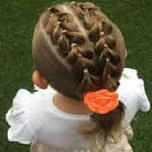 أجمل تتسريحات شعر للاطفال الصغار 2020