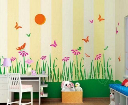 أجمل وأروع صور الدكورات الحديثة لغرف نوم الأطفال