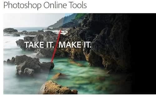 برنامج تعديل الصور اون لاين