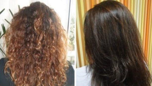 خلطة لترطيب الشعر من اول استعمال