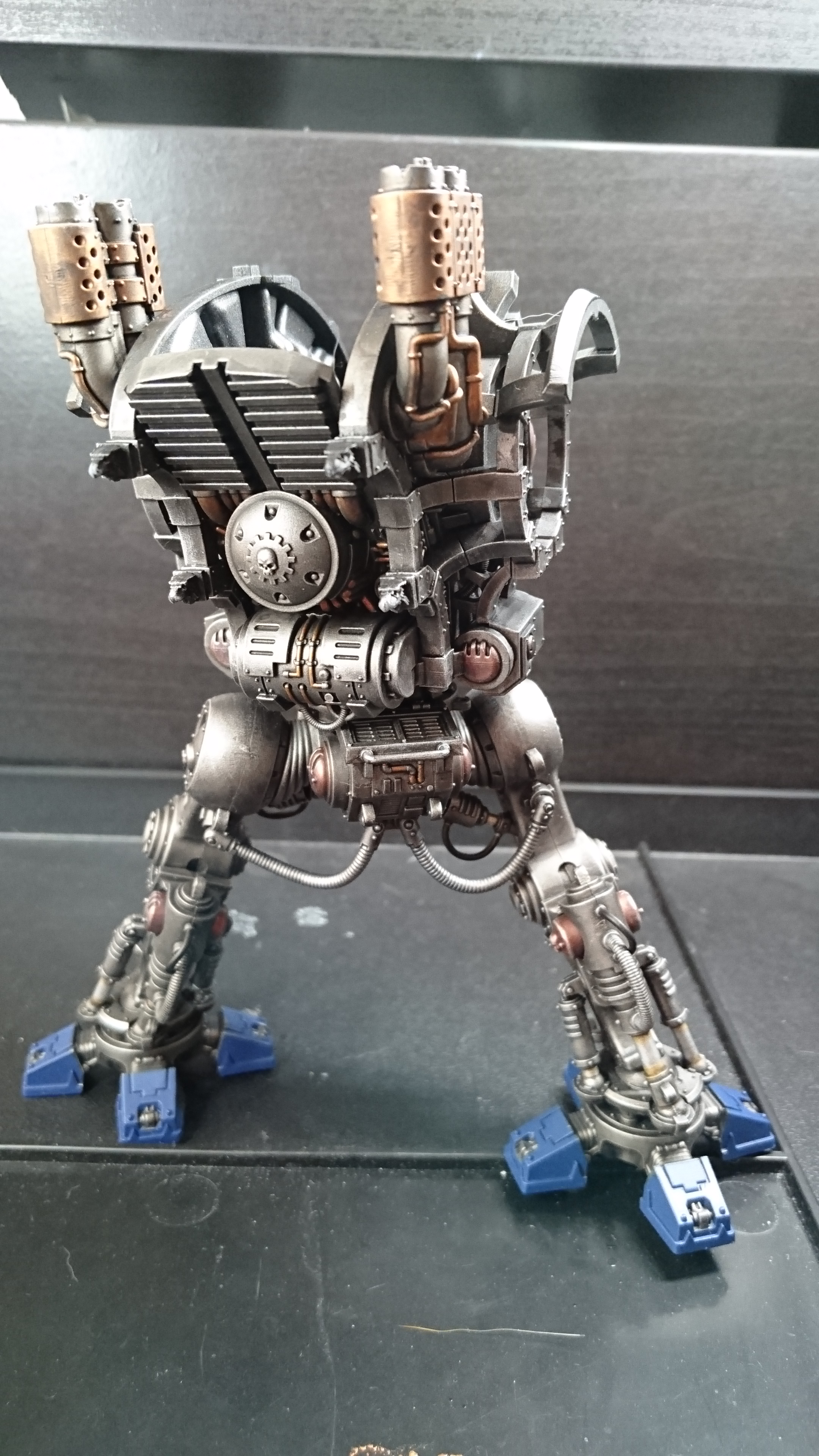 Imperial Knights Update 1 Paint At Dawn