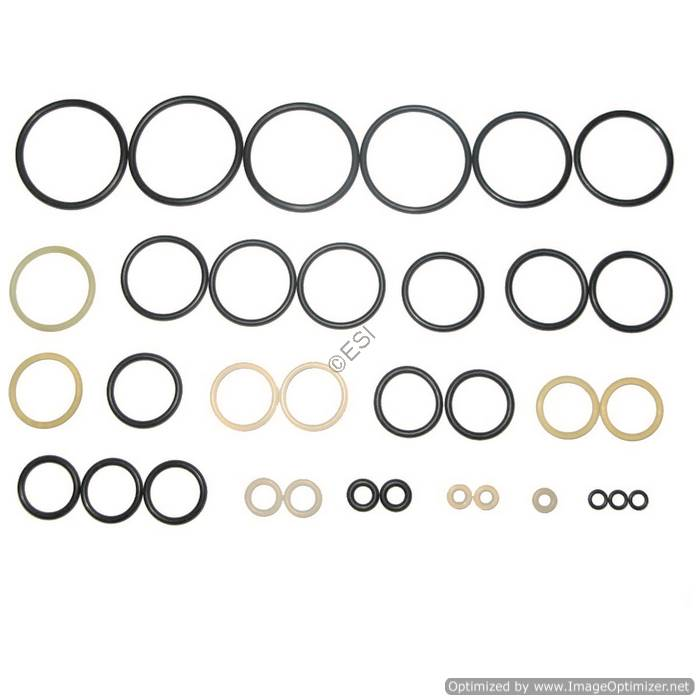 Smart Parts and Gog Complete Set of Orings