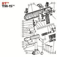 Empire BT SA-17 Gun Manual