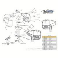ViewLoader Triton II Gun Diagram