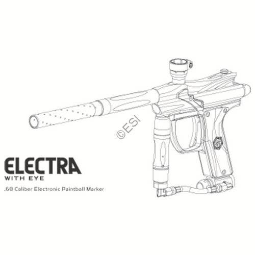 Kingman Spyder Electra with Eye 09 Gun Manual