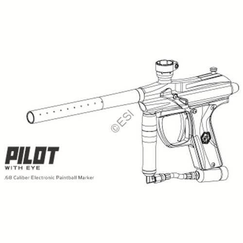 sku kingman spyder compact special edition gun diagram