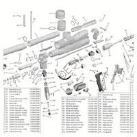 Worr Game Products Karnivor Gun Diagram