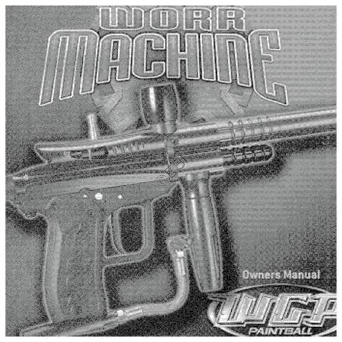Sku Stryker Cybrid Gun Diagram