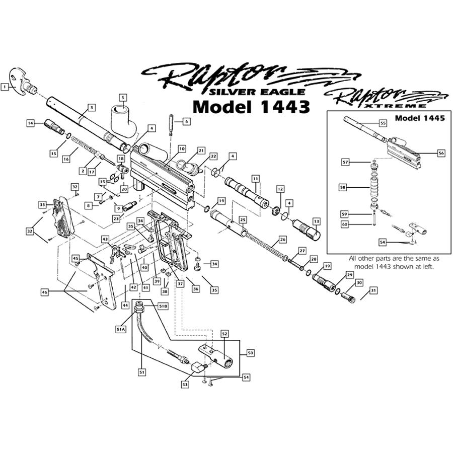 Gun Parts Diagram, Gun, Free Engine Image For User Manual
