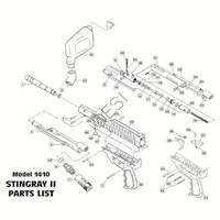Brass eagle t storm paintball gun manual