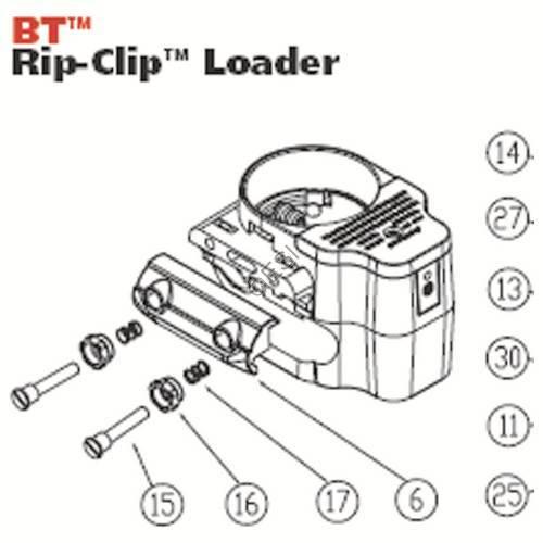 Empire BT Rip Clip Loader Diagram