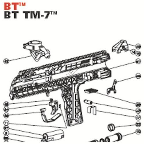 Empire BT TM-7 Gun Diagram