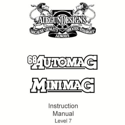 Air Gun Designs Automag Gun Manual