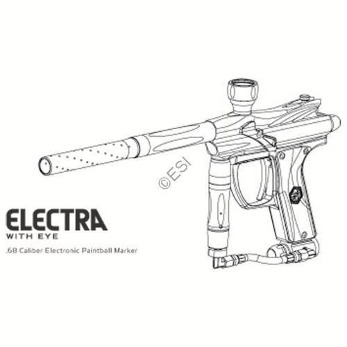 Paintball Gun Spyder Mr1 Manual